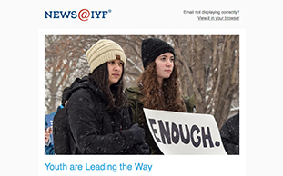 IYF youth development newsletter